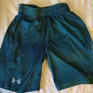 UA athletic shorts